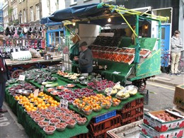 Photo: Illustrative image for the 'Berwick Street Market' page