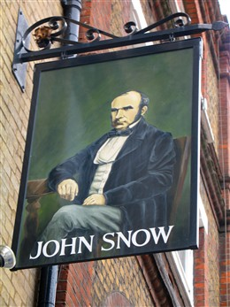 Photo: Illustrative image for the 'John Snow' page