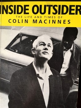 Photo: Illustrative image for the 'Colin MacInnes' page